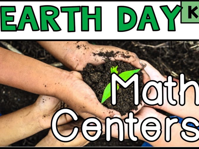 Earth Day Math FS2 Year 1