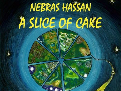 """""""A Slice Of Cake"""", A class reading book for Early Years and key stage one"""