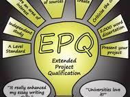 EPQ marking and moderation materials