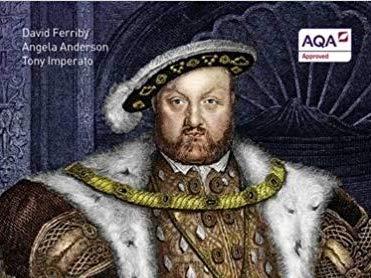 Henrician Reformation Essay (Level 5) - AQA A Level History Component 1C: The Tudors
