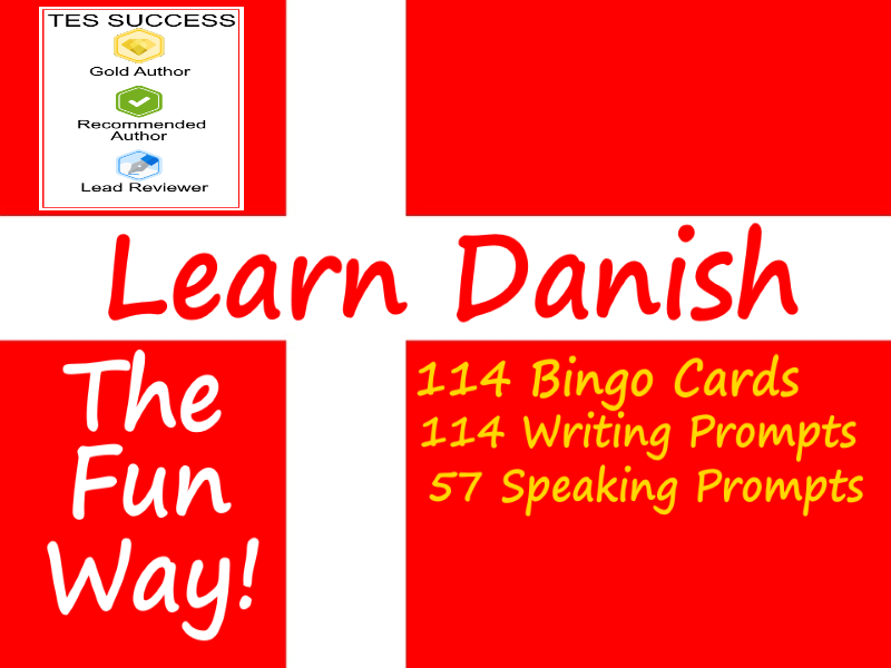 Fun Way To Learn Danish Bundle