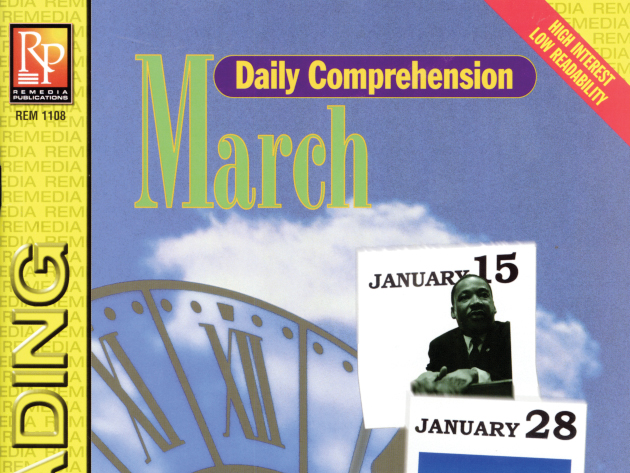 March: Daily Comprehension