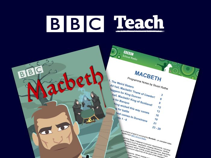 KS2 English - Macbeth by William Shakespeare