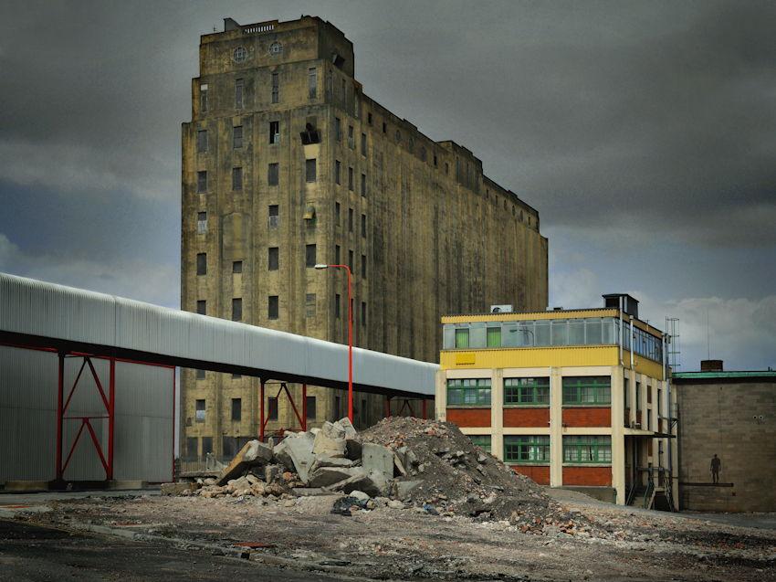 Population and De-Industrialisation in Birmingham