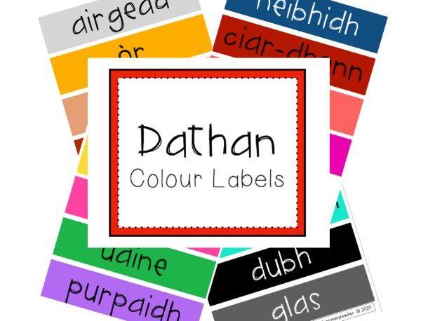 Dathan (leubailean)