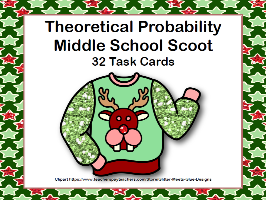 probability assignments middle school