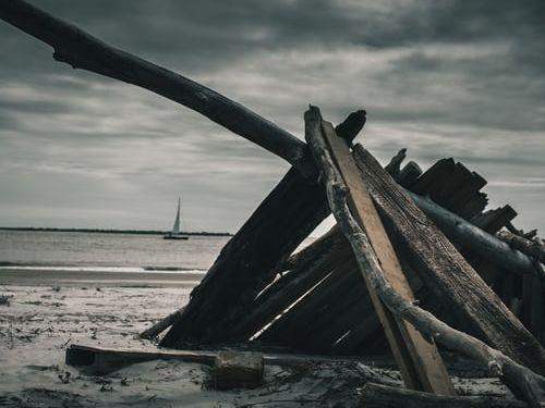 """""""The Castaway"""" - Derek Walcott"""