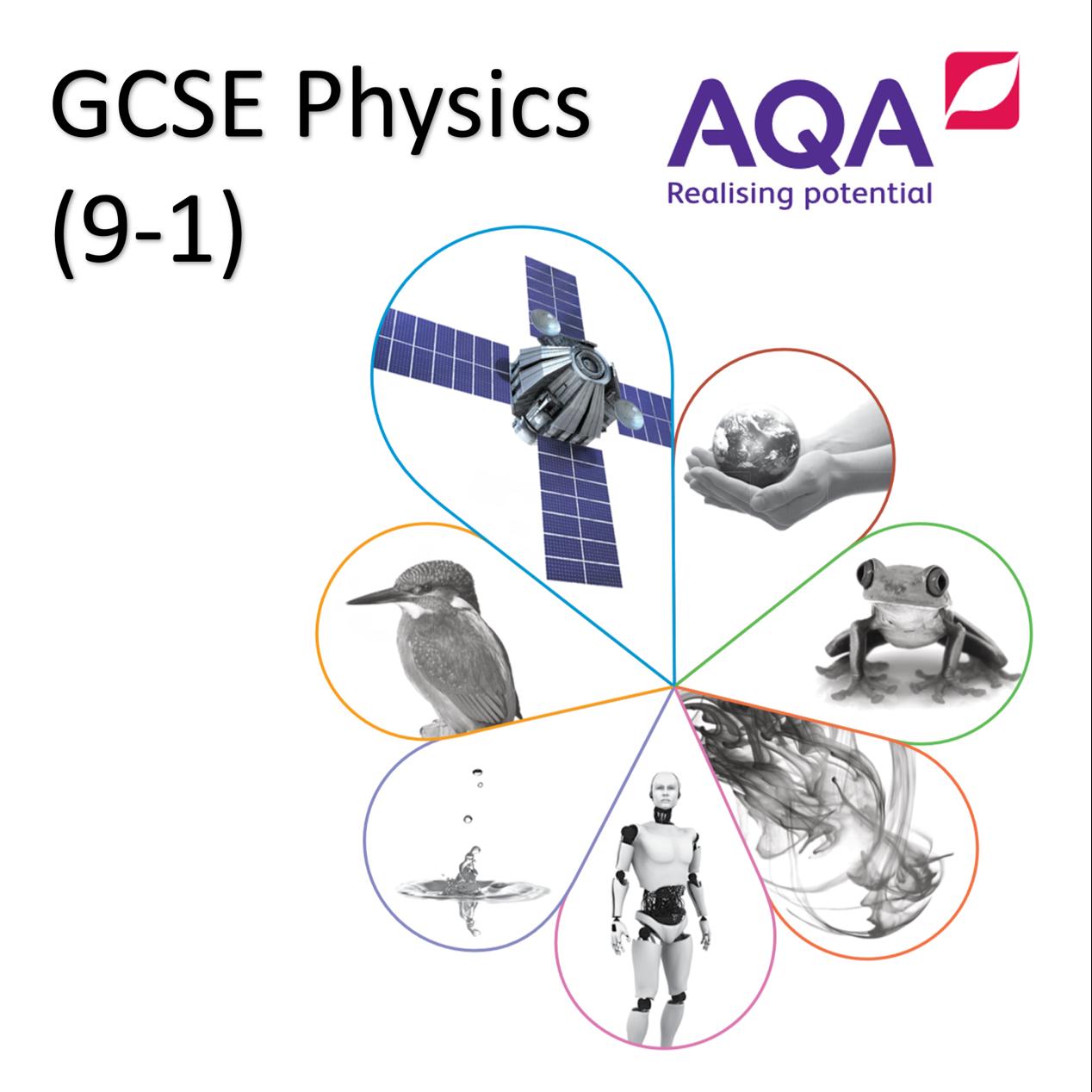 AQA GCSE Physics (9-1) Paper1&2 Double Science Revision Summary Sheets