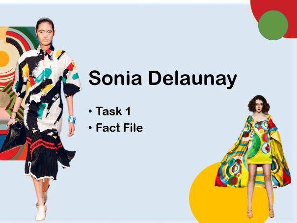 Sonia Delauna Task 1 Fact File
