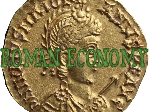 Roman Economy - The Rise of the Roman Empire Audio Series