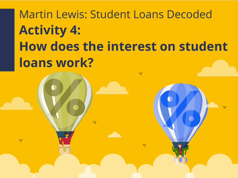 Martin Lewis: Student Loans Decoded Part 4