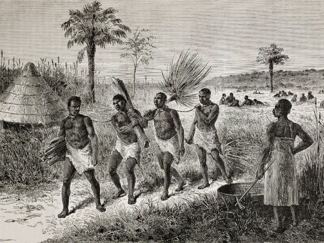 Slavery - Introduction lesson