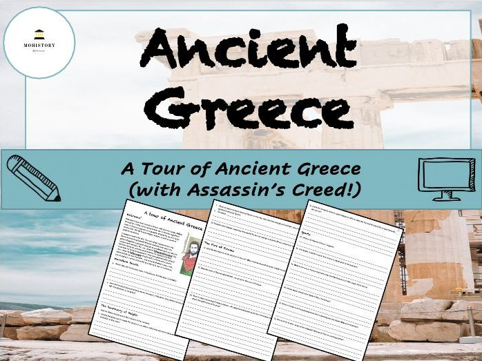 Ancient Greece - A Tour of Ancient Greece!