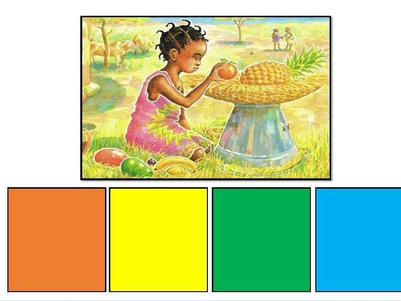 Handa's Surprise Story and Activities SLD, MLD + Colourful Semantics