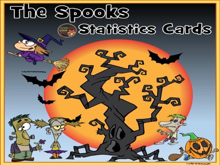 Halloween Card Game (Printable)
