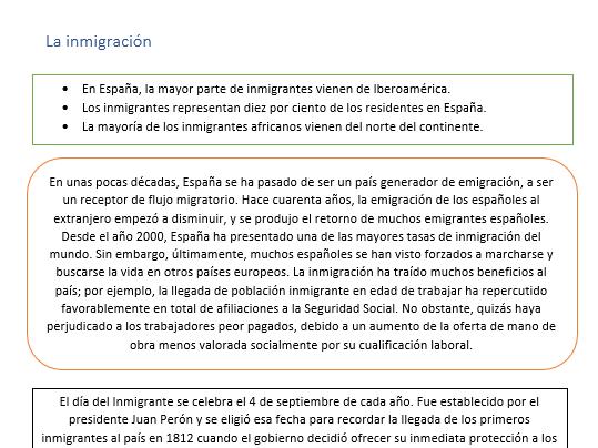 Spanish A level Revision Bundle