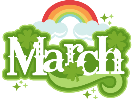 March Word Search Bundle