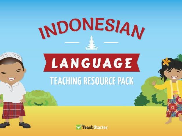 Indonesian Language - Teaching Resource Pack