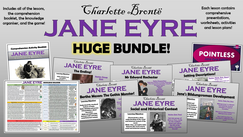 Jane Eyre Huge Bundle!