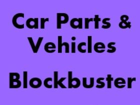 Car parts and Vehicles Blockbuster games for Smartboard