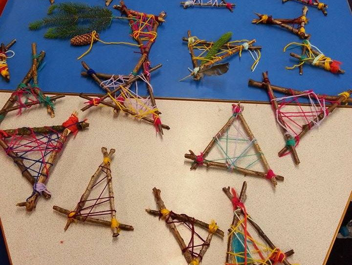 KS1 Dreamcatchers - Forest School