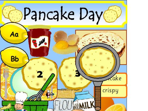 Pancake Day Resources Festivals EYFS