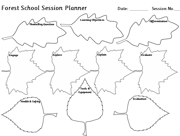 Forest School Lesson Plan