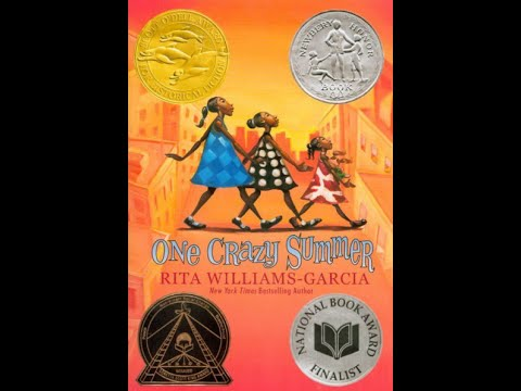 One Crazy Summer Anticipation Guide and KWHL Chart (Two Bonus Author and Book Talk Videos Included)
