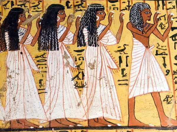 Ancient Egypt Clothing Lesson