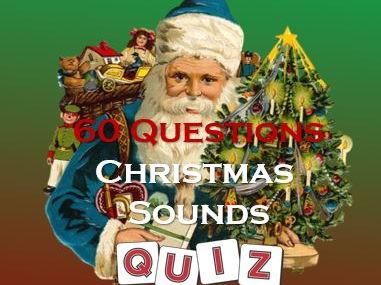 Christmas 2017: Christmas Sounds Quiz