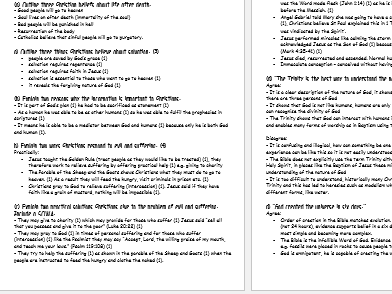 Edexcel Religious Studies B: Peace and Conflict (Christianity) exam questions and answers