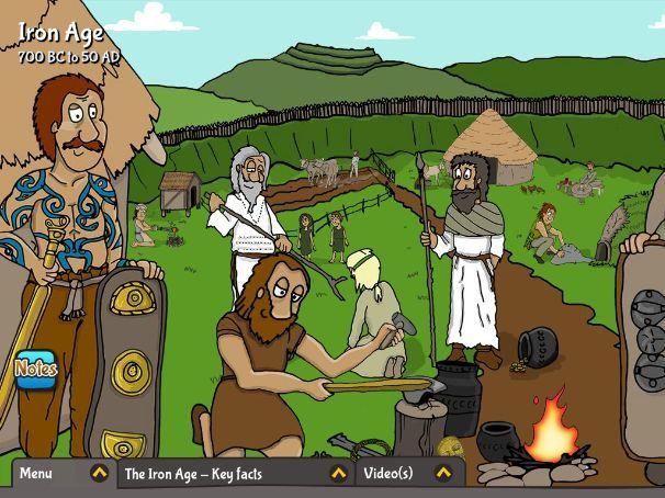 The Stone Age - The Iron Age