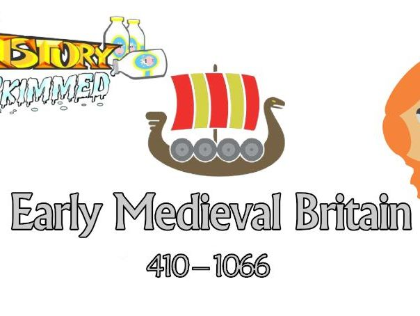 Early Medieval Britain (3/11)