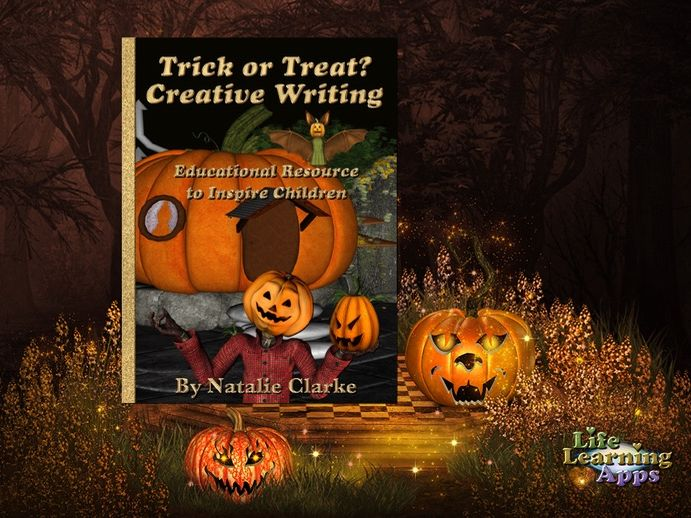 Trick or Treat? Creative writing to Inspire Children during Halloween