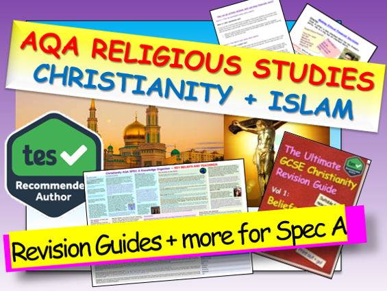 AQA Religious Studies Spec A