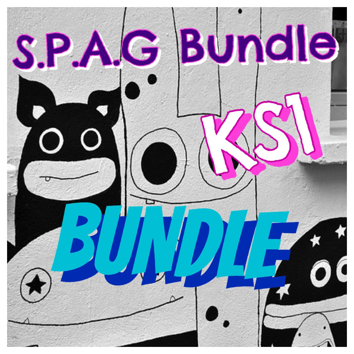 SPAG Bundle for KS1