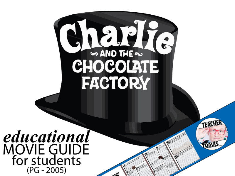 Charlie and the Chocolate Factory Movie Viewing Guide