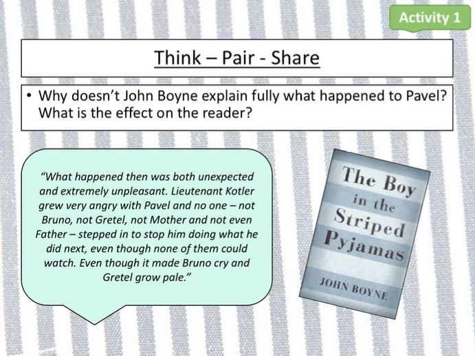 Boy in the Striped Pyjamas - Chapter 13