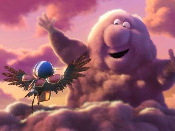 ESL - Based on the Short Film PARTLY CLOUDY (by Disney Pixar)