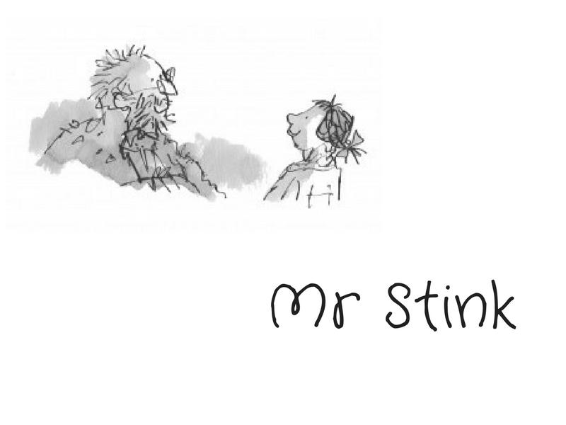 Mr Stink Reading Comprehension