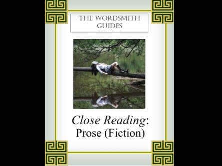 Close Reading: Prose (Fiction) Study Unit, Student Edition