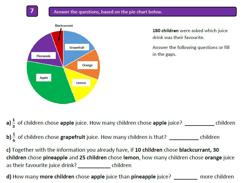 11+ Mathematics Paper with answers