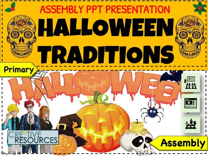 Halloween 2020 Assembly
