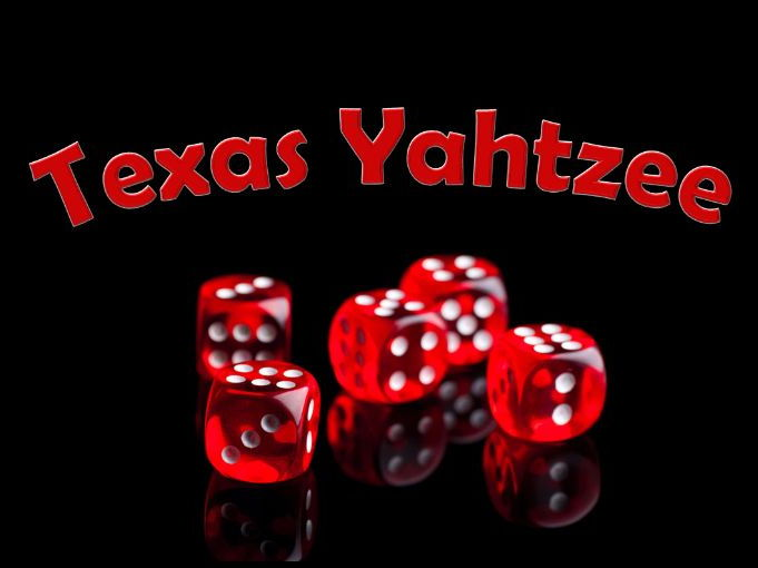 Texas Yahtzee - Probability Class Game