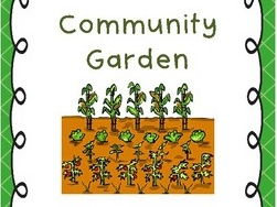 Project Based Spiral Math Community Garden Project