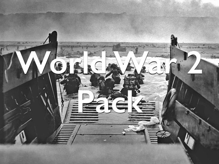 Picture Processor - World War 2 Pack