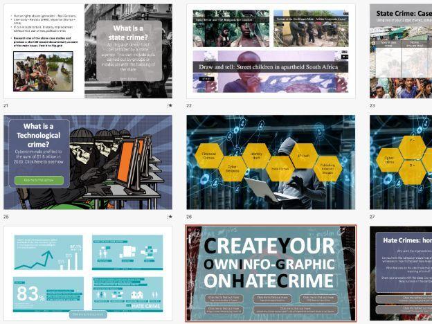 Applied Criminology 1.1: Types of Crime