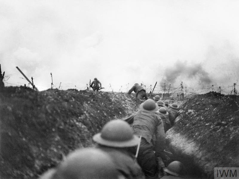 Living in the Trenches