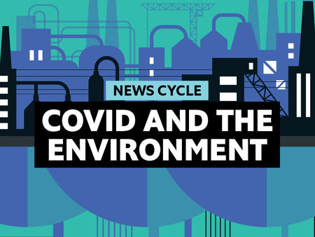 News Cycle | the pandemic and pollution
