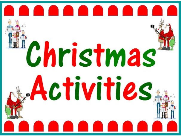 Christmas Maths Reasoning Activities Bundle